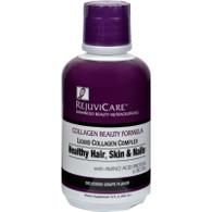 Kardashian Rejuvicare Liquid Collagen Formula Grape - 16 fl oz