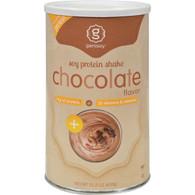 GeniSoy Soy Protein Shake Chocolate - 22.2 oz