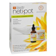 Himalayan Institute Neti Pot Eco Starter - 1 Kit