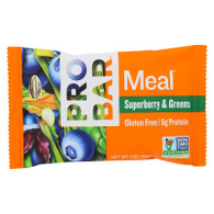 Probar Bar Organic Superberry Bar - Case of 12 - 3 oz