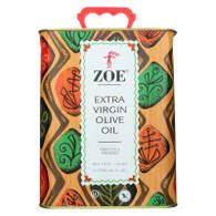 Zoe Olive Oil - Extra Virgin - Case of 6 - 101 Fl oz.