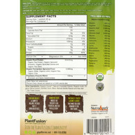 PlantFusion Plant Protein - Organic - Chocolate - 30 g - Case of 12