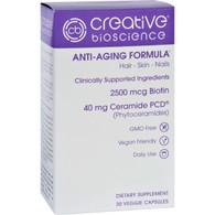 Creative Bioscience Anti-Aging Formula - 30 Vegetarian Capsules