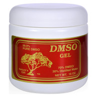 DMSO Unfragranced Gel - 16 oz