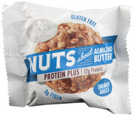 Betty Lou's Nut Butter Balls - Protein Plus - Almond - 1.7 oz - 12 ct