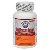 Balanceuticals Blood Pressure Balance - 60 Capsules