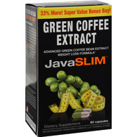 Intramedics Javaslim Green Coffee - 80 capsules
