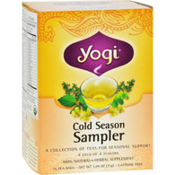 Yogi Tea Organic - Cold Sample - 16 Tea Bags