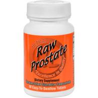 Ultra Glandulars Raw Prostate - 200 mg - 60 Tablets