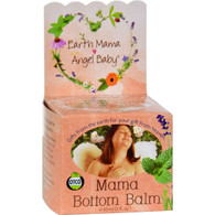 Earth Mama Angel Baby Earth Mama Bottom Balm - 2 oz