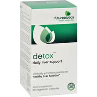 FutureBiotics Detox - 60 Vegetarian Capsules