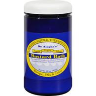 Dr. Singha's Mustard Bath - 32 oz