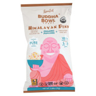 Lesser Evil Popcorn - Organic - Himalayan Pink - .88 oz - case of 18