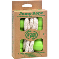 Green Toys Jump Rope - Green
