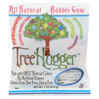Tree Hugger Bubble Gum - Fantastic Fruit - 2 oz - Case of 12