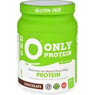 Only Protein Whey Protein - Pure - Chocolate - 1.25 lb