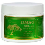 DMSO Gel with Aloe Vera - 2 oz