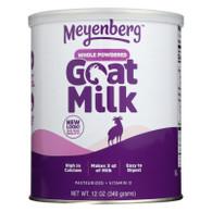 Meyenberg Goat Milk - Powdered - 12 oz - case of 12