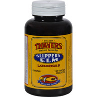 Thayers Slippery Elm Lozenges Original - 150 mg - 150 Lozenges