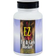 Maximum International 1-EZ Fat and Carb Blocker - 60 Capsules