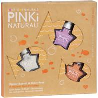 Luna Star Nail Polish - Pinki Naturali - Crystal Lake Swims - 3 Pieces
