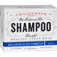 J.R. Liggett's Old-Fashioned Bar Shampoo Damaged and Dry Hair Formula - 3.5 oz