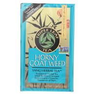 Triple Leaf Tea Horny Goat Weed - 20 Tea Bags - Case of 6