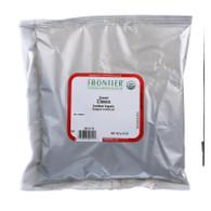 Frontier Herb Cloves - Organic - Powder - Ground - Bulk - 1 lb