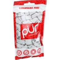Pur Gum - Cinnamon - Aspartame Free - 57 Pieces - 80 g - Case of 12
