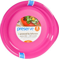 Preserve Everyday Plates - Pink - 4 Pack - 9.5 in