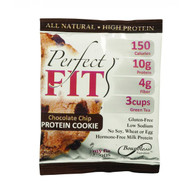 Perfect Cookie Protein Cookie - Chocolate Chip - 1.41 oz - Case of 12