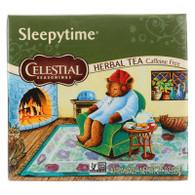 Celestial Seasonings Sleepytime Herbal Tea Caffeine Free - 40 Tea Bags