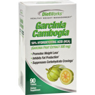 Diet Works Garcinia Cambogia - 90 Ct