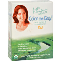 Light Mountain Color The Gray Red - 7 fl oz