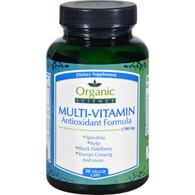 Organic Science Multi-Vitamin Formula - 30 Vegetarian Capsules