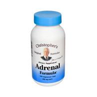 Dr. Christopher's Formulas Adrenal Formula - 400 mg - 100 Caps