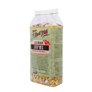 Bob's Red Mill 13 Bean Soup Mix - 29 oz - Case of 4