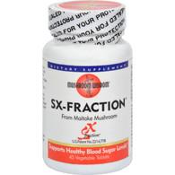 Mushroom Wisdom Grifron Maitake Mushroom Extract SX- fraction - 45 Vegetarian Tablets