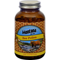 Montana Big Sky Bee Pollen - 150 Caps