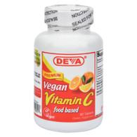 Deva Vegan Vitamin C - 90 Tablets