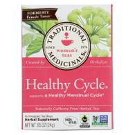 Traditional Medicinals Female Toner Herbal Tea - Caffeine Free - 16 Bags