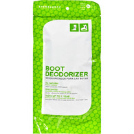 Ever Bamboo Boot Deodorizer - 2 Pack