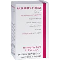 Creative Bioscience Raspberry Ketone 1234 - 60 Caps