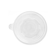 Eco-Products EcoLids Renewable and Compostable Food Container Lids - Fits 12, 16, and 32 oz - Case of 500
