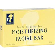 Sea Minerals Moisturizing Facial Bar - 3 oz