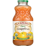 R.W. Knudsen Juice - Organic - Grapefruit - 32 oz - case of 12