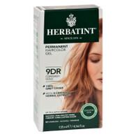 Herbatint Haircolor Kit Copperish Gold 9D - 1 Kit