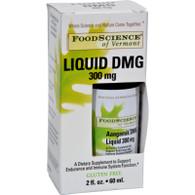 FoodScience of Vermont Liquid DMG - 300 mg - 2 fl oz