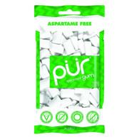 Pur Gum - Spearmint - Aspartame Free - 60 Pieces - 80 g - Case of 12
