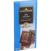 Perugina Chocolate Bar - Milk Chocolate - 3.5 oz Bars - Case of 12